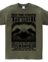 Jungle strongest sloth strong pursuit De