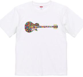 ギターが奏でる。