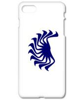 Hiragino Mincho Sunrise blue logo withou
