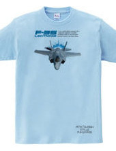 Stealth fighter f-35 Lightning II