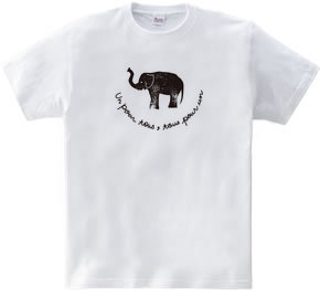 Éléphant#2