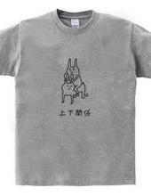 ウサギの上下関係