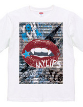 LIP ROCK T shirt