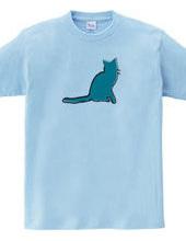 Zooシャツ|彼女は決まって「ニャオ」と言う #2