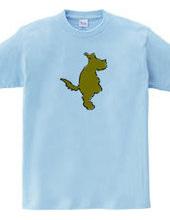 Zoo-Shirt | Standing dog #2