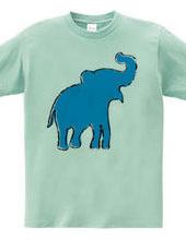 Zooシャツ ぞうがよろこぶ #2