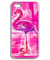フラミンゴiPhoneケース
