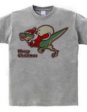 "T-Rex ""Christmas version"""