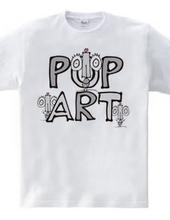 The maze of POP ART