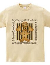幸せなクッキー生活