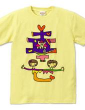 ハピネスTシャツ