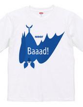 Blue bad bat
