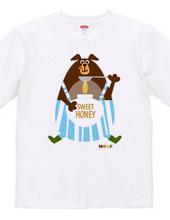 Sweet honey bear