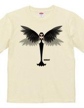 Black Swan Lady