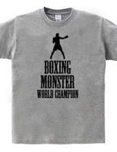 Monster boxing world champion Design