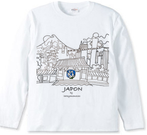 """スケッチシリーズ """"JAPON"""""""
