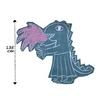 Dinosaur of the junior high student