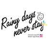 Rainy days never stay.
