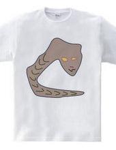 Tsuchinoko (snake type)