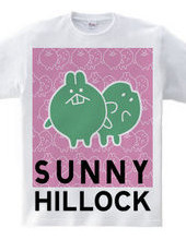 SUNNY HILLOCK CHARACTER PINK