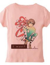 私が欲しいシャツ