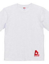 Maternity T shirt Baby with me Red