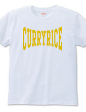 Curry College logo t-shirt