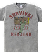 Fall of reading