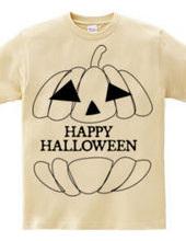 Halloween line art