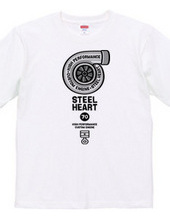STEEL HEART deformed turbine