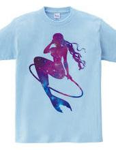 Mermaid Hoop