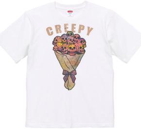 creepy flower