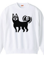 mono eye dog