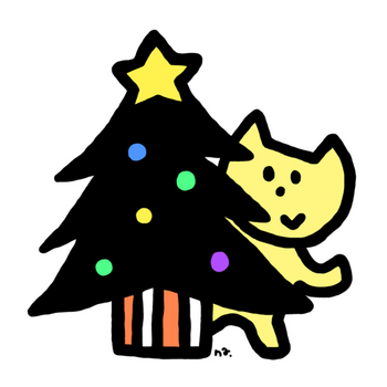 Tree with the cat