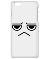 A sour face