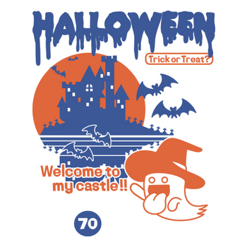 Halloween-welcome to my Castle-2
