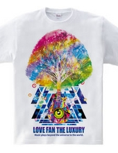 LOVE FAN THE LUXURY