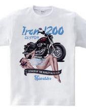 IRON 1200 & HER