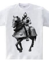 ARMOUR HORSE