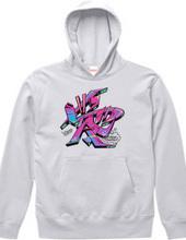 Japanese KANJI Graffiti AI (Future Pink)