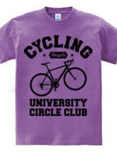 University of cycling