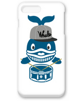 Whale drummer # 3