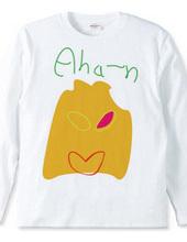 Aha ~ n (* characters and)